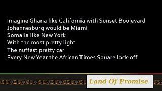 Nas & Damian Marley - Land Of Promise ft. Dennis Brown [Lyrics]