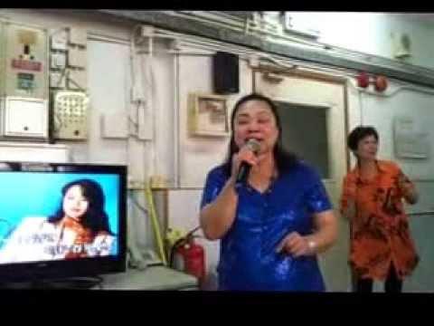 Susan Yan 殷秀珊 锦涛护老院 敬老义唱之歌 -  我有一段情 20.8.2013