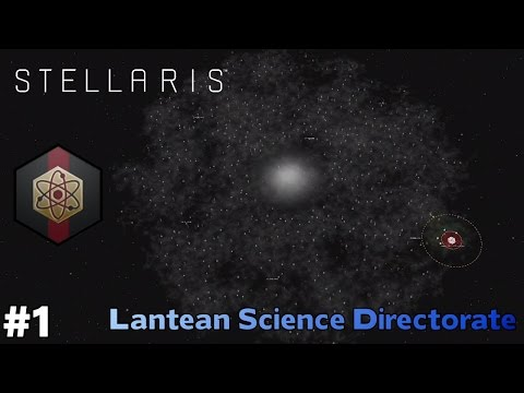 First Steps into the Expanse of Space - Stellaris [Leviathans/v1.3] [ep1]