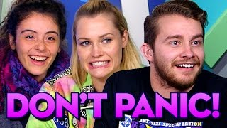 Don't Panic on SourceFedPlays – Sourcefed V Nerd!