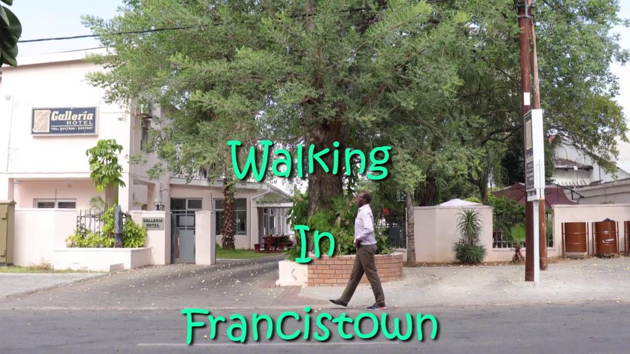 Botswana dating Francistown