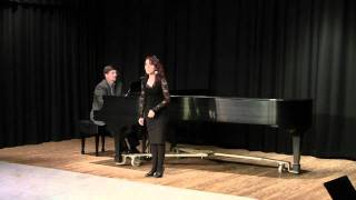 "Katelyn Fields ""O del mio dolce ardor"" from Paride Ed Elena @ TMC"
