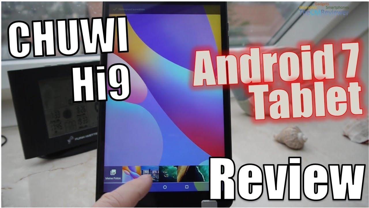 chuwi hi9 test - 8.4'' android tablet 4/64 gb 2560 x 1600 pixel