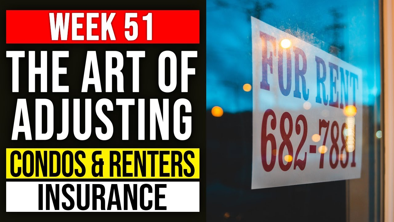 What are the differences between condos and renters insurance?