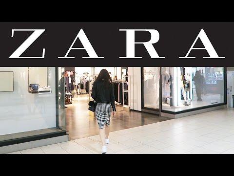 ШОПИНГ ВЛОГ ОДЕЖДА ZARA | Мода, Стиль, Тренды 2016 | Ожидание и Реальность | Dasha Voice