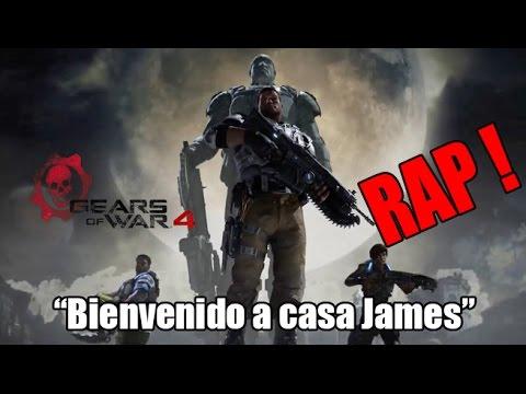 Gears Of War 4 RAP - Bienvenido a casa James / Wellcome Home James  - Zayeker -  Emocional/Triste