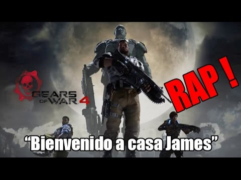 Gears Of War 4 RAP - Bienvenido a casa James / Wellcome Home James  - Zayeker -  Emocional/Triste