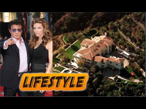 Sylvester Stallone Biography ,Wife,Income,Cars,Houses ...