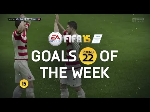 FIFA 15 Goals of the Week 22
