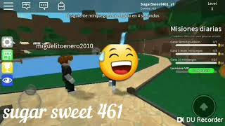 SHOWING MY VOICE! + playing roblox ft. Diegora54