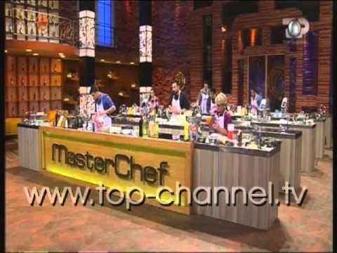 MasterChef Albania 2, 24 Janar 2015, Pjesa 1 - Talent Show Kuzhine - Top Channel Albania