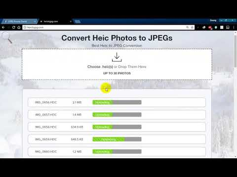 របៀប Convert File HEIC ទៅ JPG/JPEG - How to convert file HEIC to JPG/JPEG (Using PC Khmer Version)