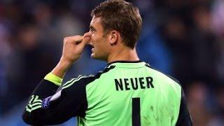 Финал Лиги Чемпионов 2012 - Мануэль Нойер Против Челси  HD 720P