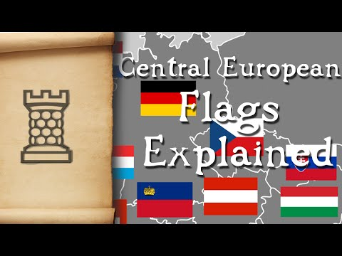 Central European Flags Explained!