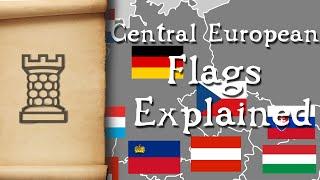 Central European Flags Explained!