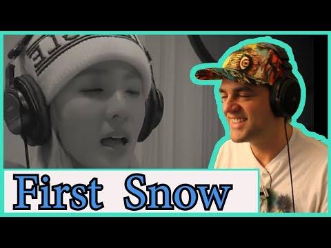 Guitarist React: Park Bom & Sandara Park - The First Snow Reaction// 박봄 산다라박  첫눈