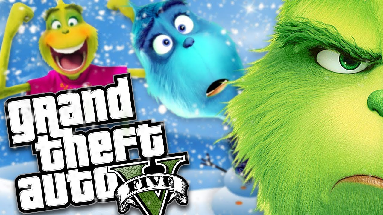 the-new-grinch-meets-his-parents-mod-gta-5-pc-mods-gameplay