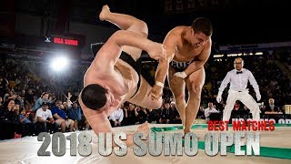 2018 US SUMO OPEN - Best Matches with commentary