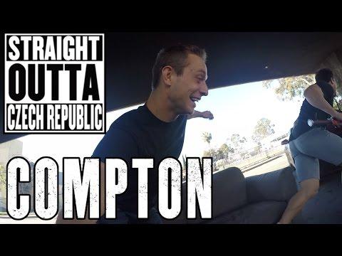 Riskujeme život v Comptonu. Gangy a drogy v Los Angeles. 10'000 subscriber special w/ Michal Sopor