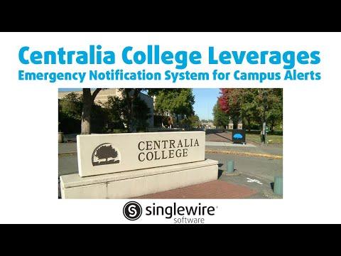 Centralia College Case Study - Singlewire Software