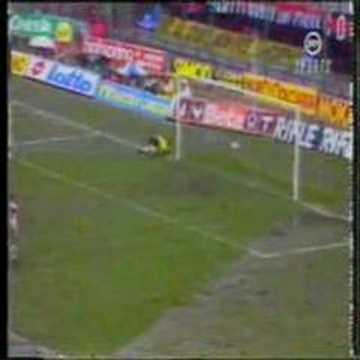 Italy Serie A greatest goals ever Goal Of Season 1990-91
