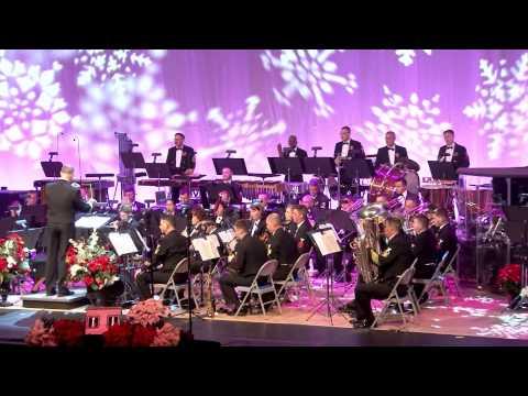 Sleigh Ride - U.S. Navy Band