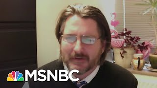 Wisconsin County Clerks React To Trump's Recount Request | Ayman Mohyeldin | MSNBC