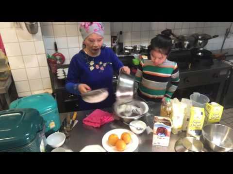 Bánh ngọt shoko và bánh vị cam  chay-SM