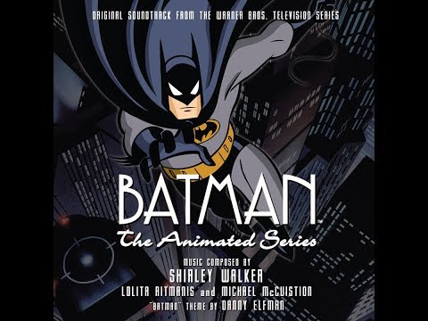 Batman: The Animated Series - Full Soundtrack by Shirley Walker (Volume 1)
