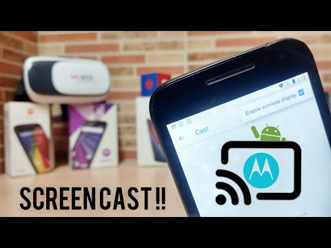 Screen Mirroring Trick On All Motorola Devices & Stock Android Smartphones [Root Required]