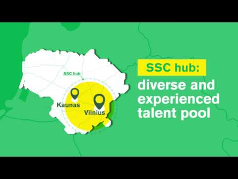 For your GBS growth, think Lithuania
