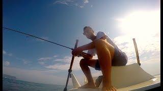 Light Rock Fishing dal MOSCONE: Il Giorno delle Bavose