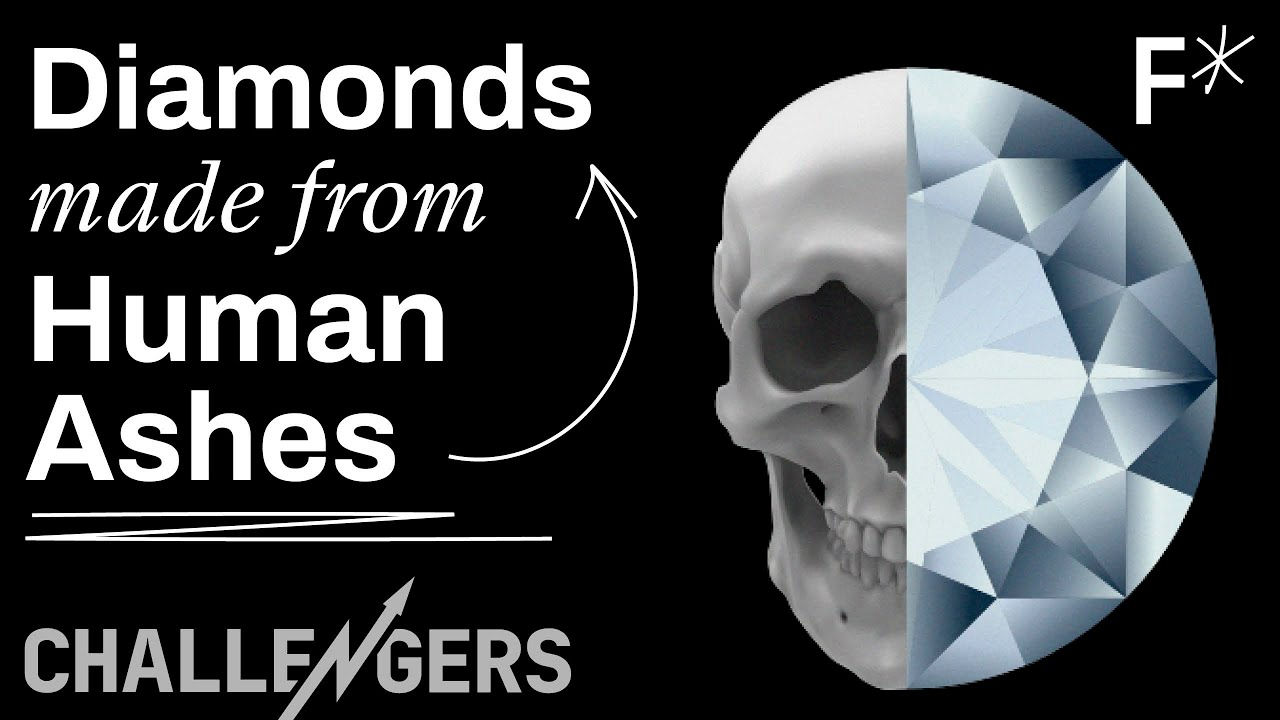 The startup turning human ashes into diamonds | Challengers by Freethink