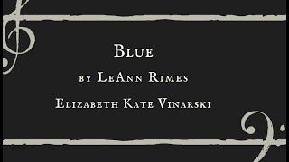 Blue - Elizabeth Kate Vinarski