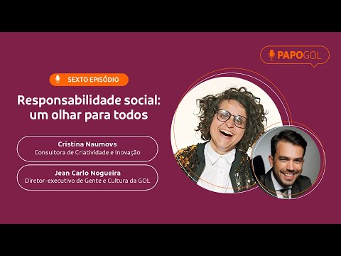 PAPOGOL | Temporada 2 | EP. 06 - Responsabilidade social: um olhar para todos