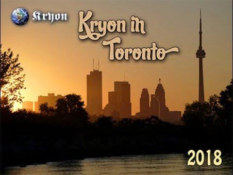 Kryon/Lee Carroll - canalizzazione del 17 2 2018 -  Toronto, Ontario, Canada