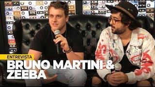 Baixar Bruno Martini e Zeeba falam sobre suas carreiras e parceria com Alok