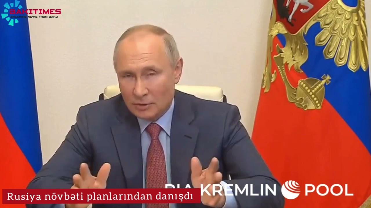 Putindən hədə dolu İSMARIC!