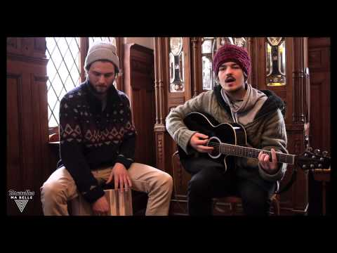 MILKY CHANCE - STOLEN DANCE - ACOUSTIC SESSION by Bruxelles Ma Belle 1/2