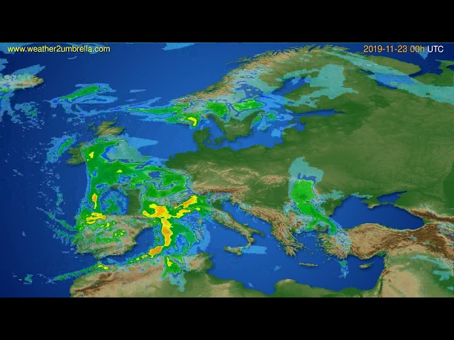 <span class='as_h2'><a href='https://webtv.eklogika.gr/radar-forecast-europe-modelrun-12h-utc-2019-11-22' target='_blank' title='Radar forecast Europe // modelrun: 12h UTC 2019-11-22'>Radar forecast Europe // modelrun: 12h UTC 2019-11-22</a></span>