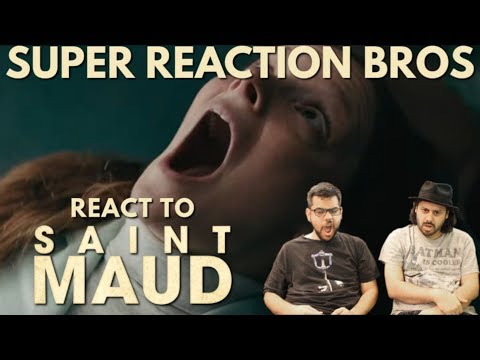 SRB Reacts to Saint Maud   Official Trailer