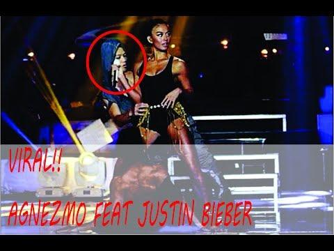 VIRAL!!! Agnezmo feat Justin Bieber! 2017