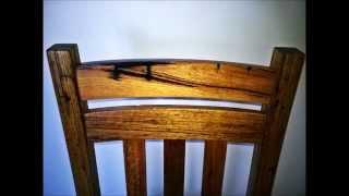 Australian Hardwood Chairs