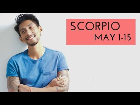 """SCORPIO SOULMATE """"STAND YOUR GROUND"""" MAY 1 15 BI WEEKLY LOVE TAROT READING"""