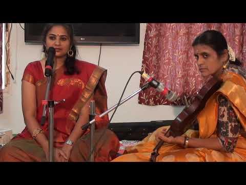 Download KALYANARAMA Carnatic Music Concert by  Dr Sandhya Gopalakrishnan at Saket Pranaam, Hyderabad