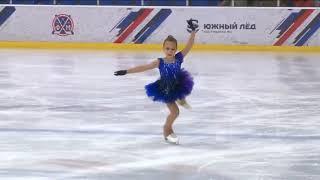 Ульяна Кляцкая - 1ый турнир и 1ая победа!