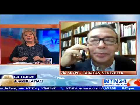 Jefe de estudios políticos de Unimet asegura que no hay garantías en el sistema electoral venezolano