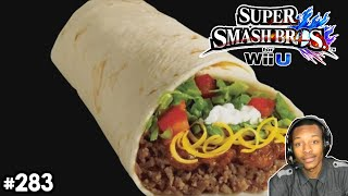 TKBREEZY IN THE HOUSE (With Burritos) | Super Smash Bros. 4