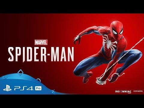 Человек-Паук | Анонсирующий трейлер | PS4
