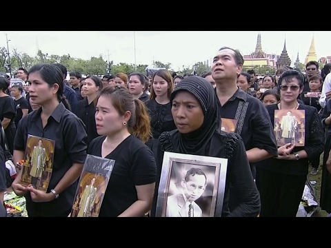Thailand still mourning its beloved King Bhumibol